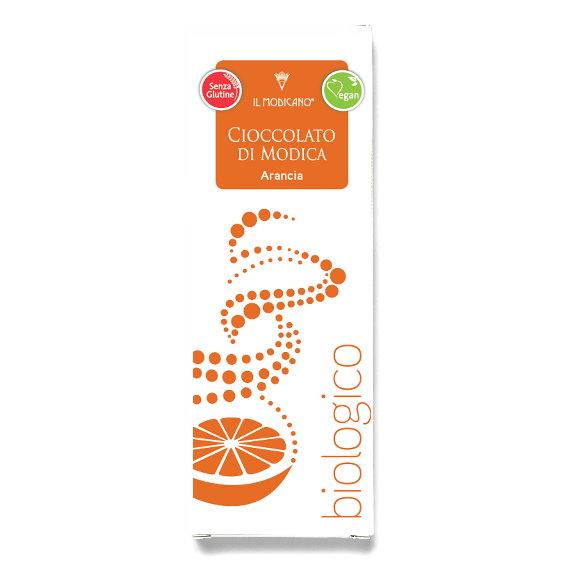 Orange Chocolate Bar 60g
