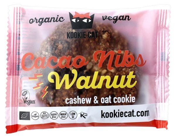 Cacao Nibs Organic Cookies 50g