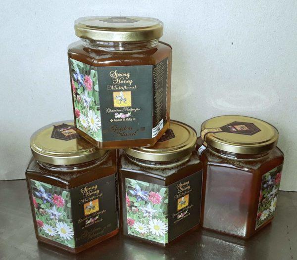Genuine Raw Maltese Honey
