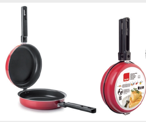 Double Omelette Pan Venus 24cm - IBI0300624