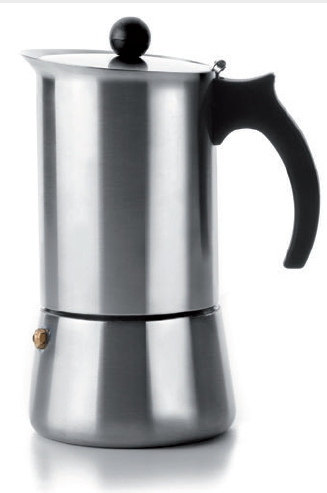 Espresso Coffee Maker Indubasic 2 cups - IBI0611302