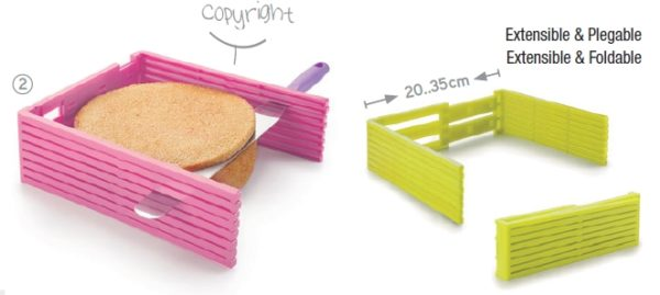 Layer Cake Slicing Kit - IBI0748700R