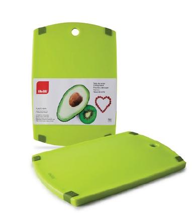 Cutting Board 33x23x1.5 Green ( Veg ) - IBI0749433V