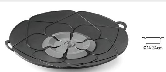 Anti-overflow Lid Flower - IBI0749727