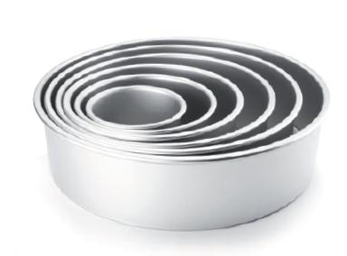 Round Extra Deep Cake Pan 20cm - IBI0815120