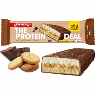 The Protein Deal Crispy Cookie Treat 55g