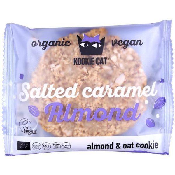 Salted Caramel Organic Cookies 50g