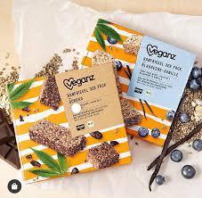 Organic Hemp Seed Bar Chocolate 3 Pack